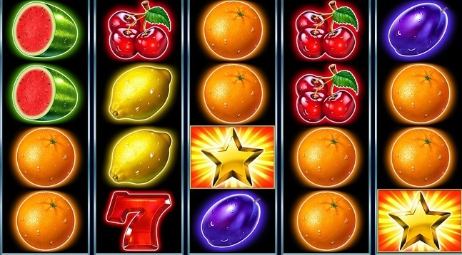 Automaty do gry owocówki
