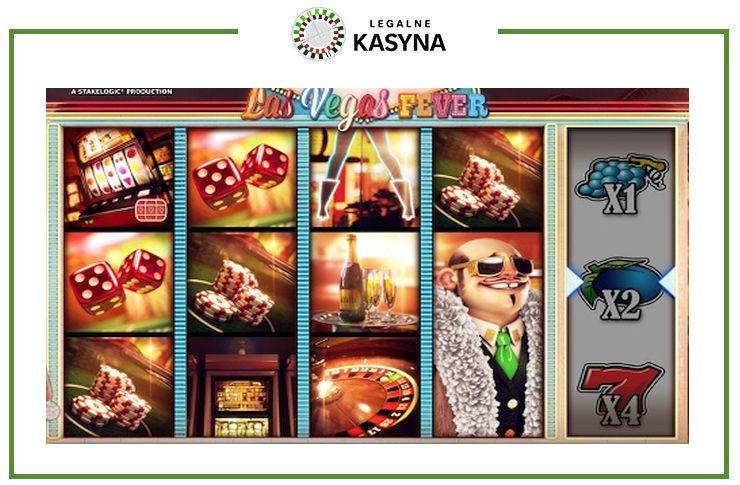 gra automat Las Vegas Fever