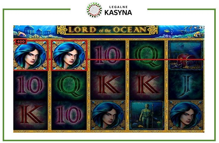 lord of the ocean automat wygrana