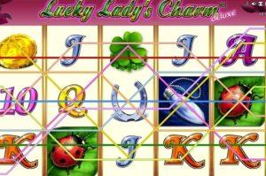 lucky ladys charm automat