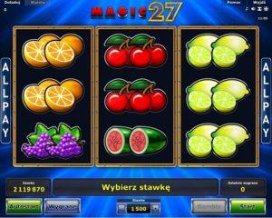 gra online magic 27
