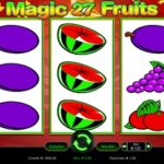 magic fruits 27 gra online