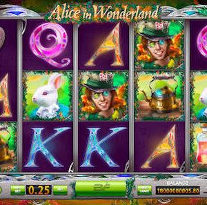 Alice in Wonderland online