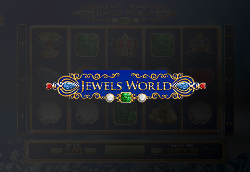 jewels world online