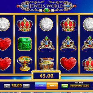 Jewels World online