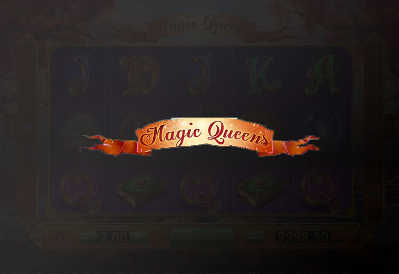 magic queens online