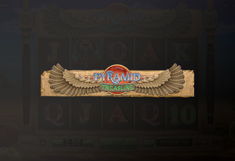 pyramid treasure online