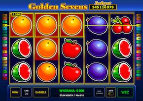 Golden Sevens online