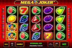 Mega Joker online