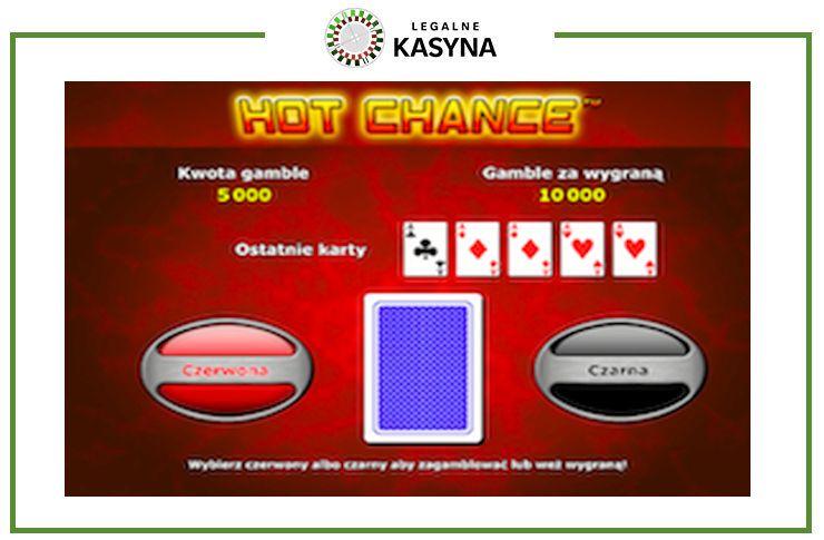 hot chance darmowy slot