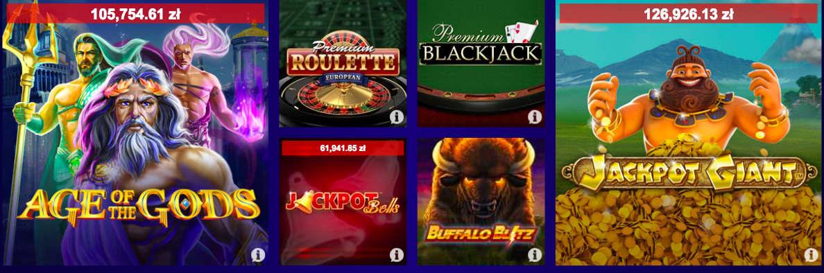 Total Casino - gry automaty