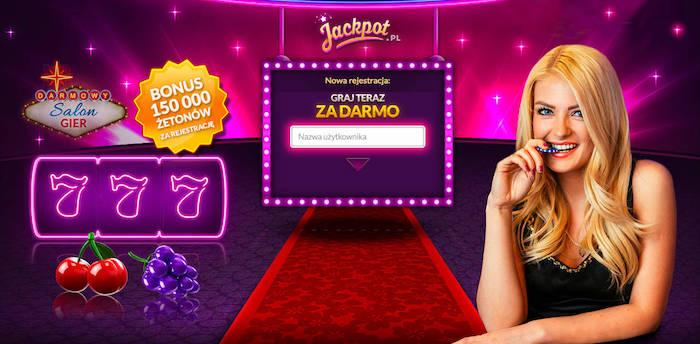 Jackpot.pl - rejestracja online