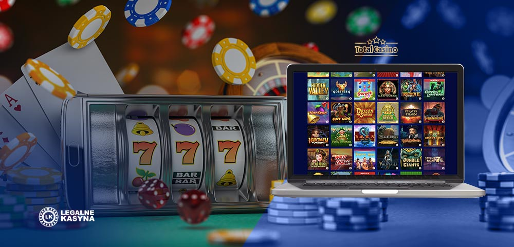 total casino legalne kasyno online