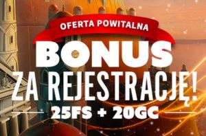 Total Casino - oferta powitalna na start