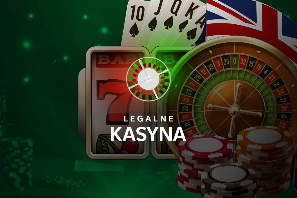 Wielka Brytania - kasyna online w UK