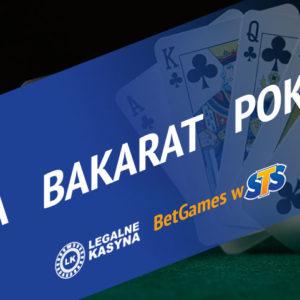 BetGames w STS – zakłady na gry hazardowe