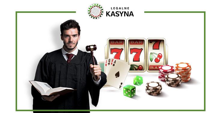 Bezpieczne kasyno online prawo