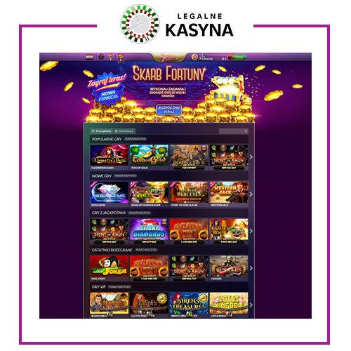 Jackpot.pl kasyno online za darmo