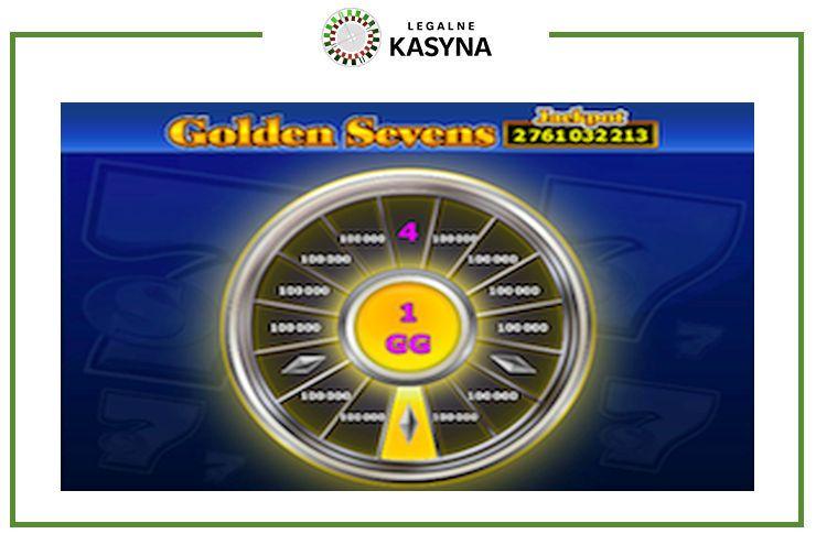 Golden Sevens gra online