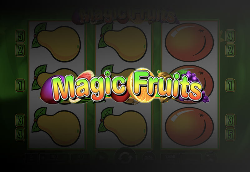 Magic Fruits online