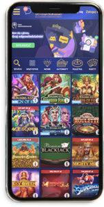 Total Casino aplikacja mobilna