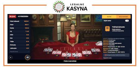 Poker w BetGames