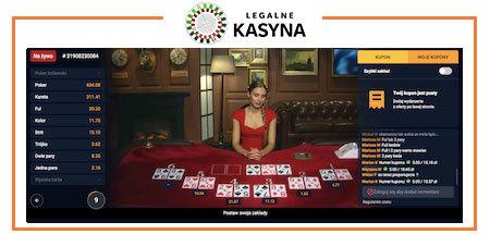 BetGames - gra w pokera