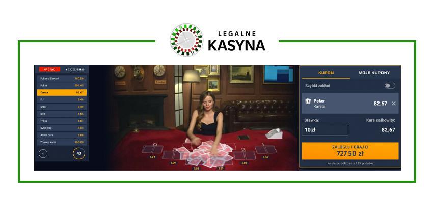 poker online betgames STS