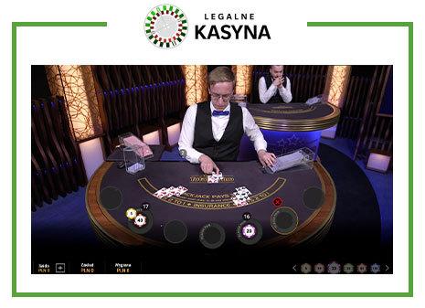 kasyno live w polsce - bjackjack total casino