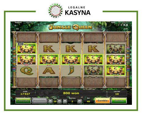 automat jungle queen