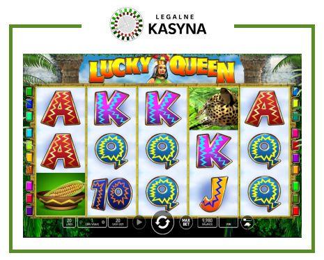 automat Lucky Queen