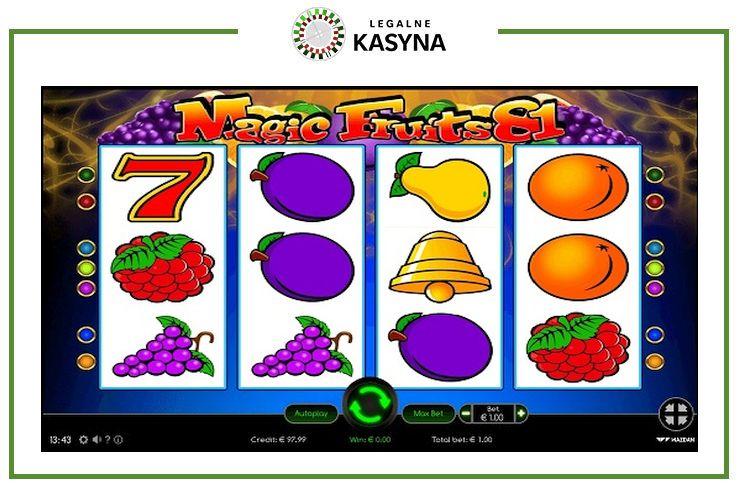 magic fruits 81 gra online