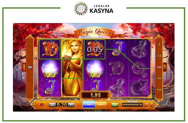 magic queens online