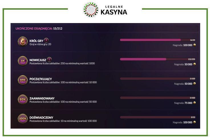 Bonusy w kasynach online Jackpot.pl