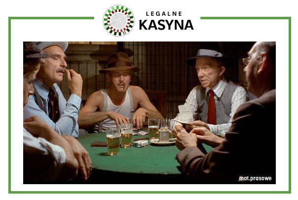 Żądło - film o kasynie