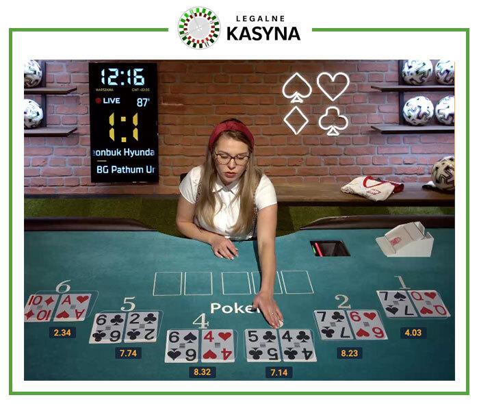 gry karciane betgames sts poker polski stol