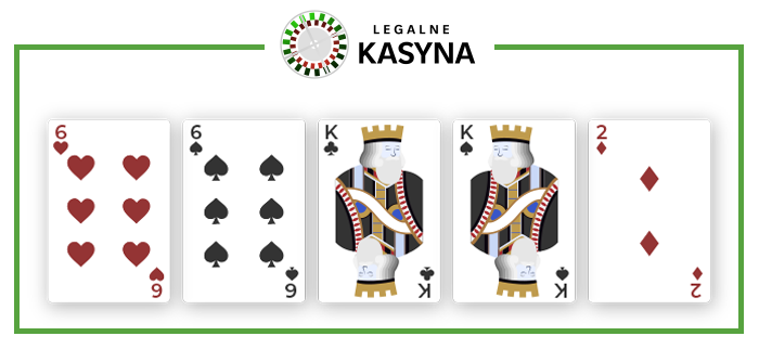 poker dwie pary