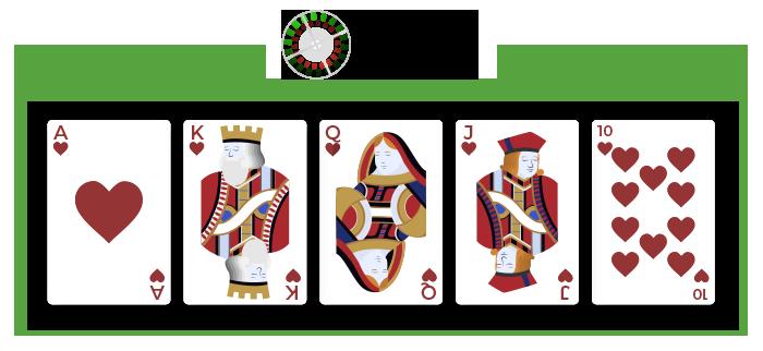 poker krolewski uklad